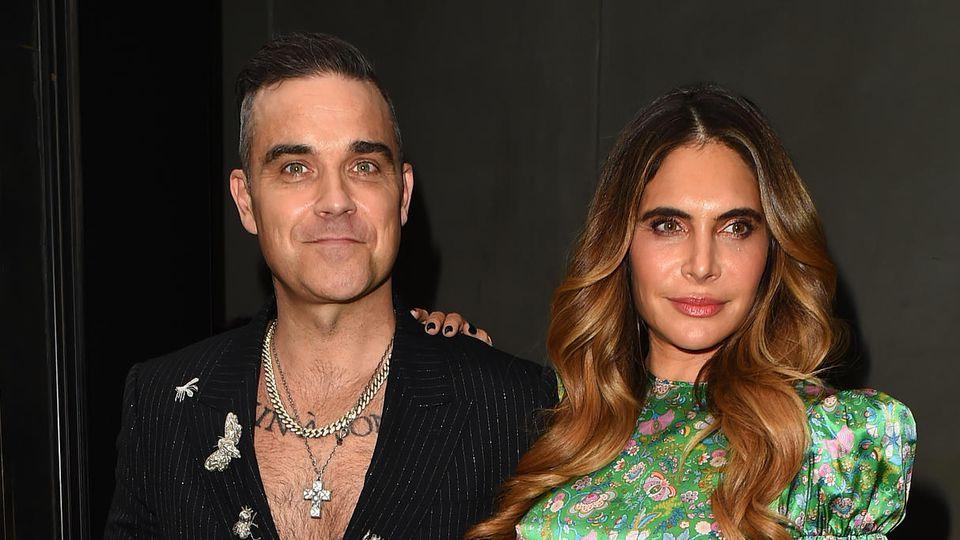 Robbie Williams kehrt nach zwei Wochen Quarantäne endlich zu seiner Familie zurück
