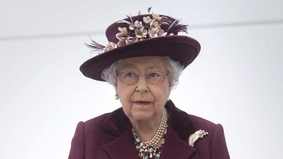 Die Queen mag keinen Knoblauch.