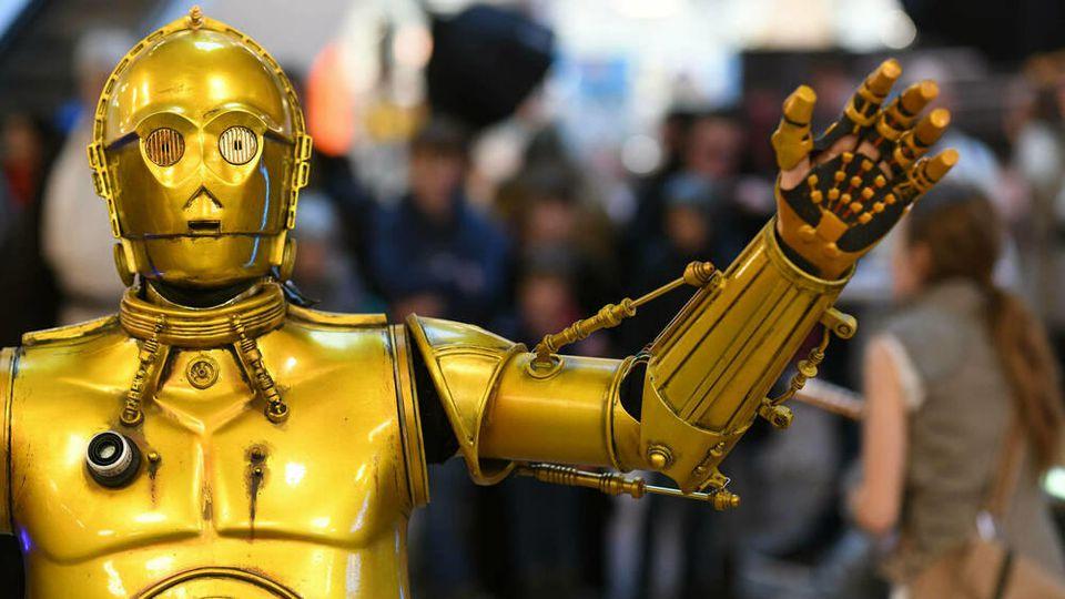 Welche neuen Charaktere lernt C3PO in der Zukunft noch kennen?