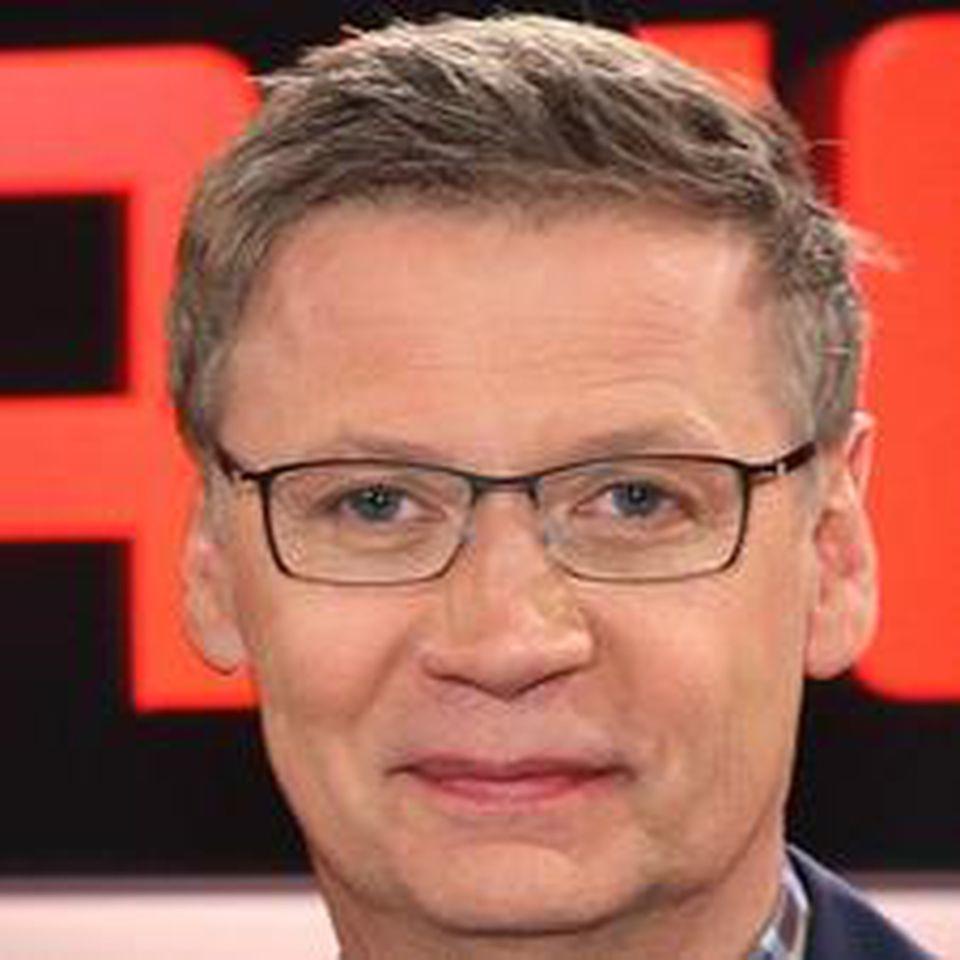 Günther Jauch, einer der beliebtesten Moderatoren des deutschen Fernsehens.