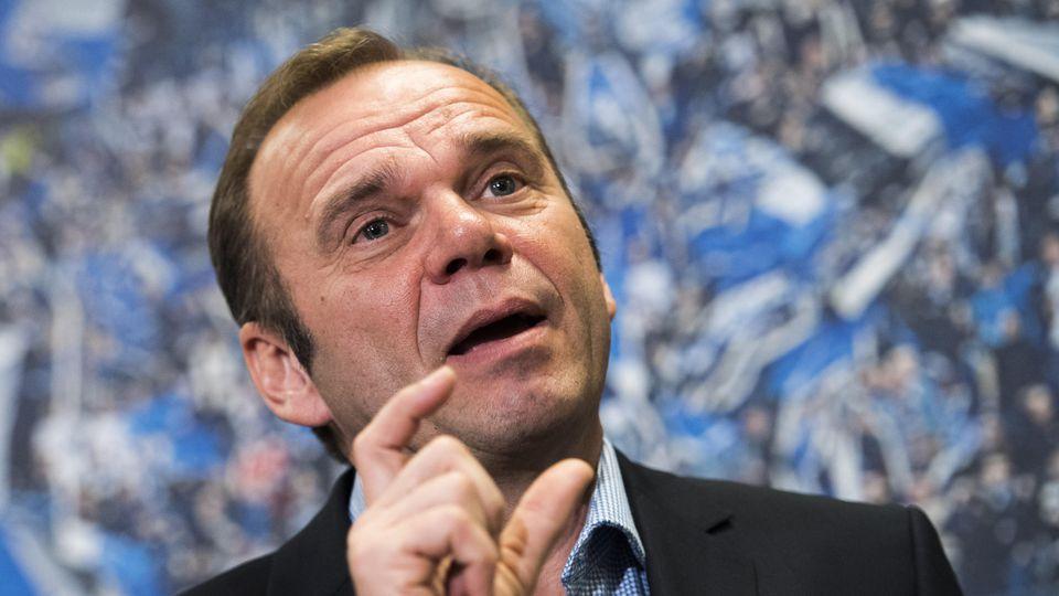 Hamburger SV - Bernd Hoffmann