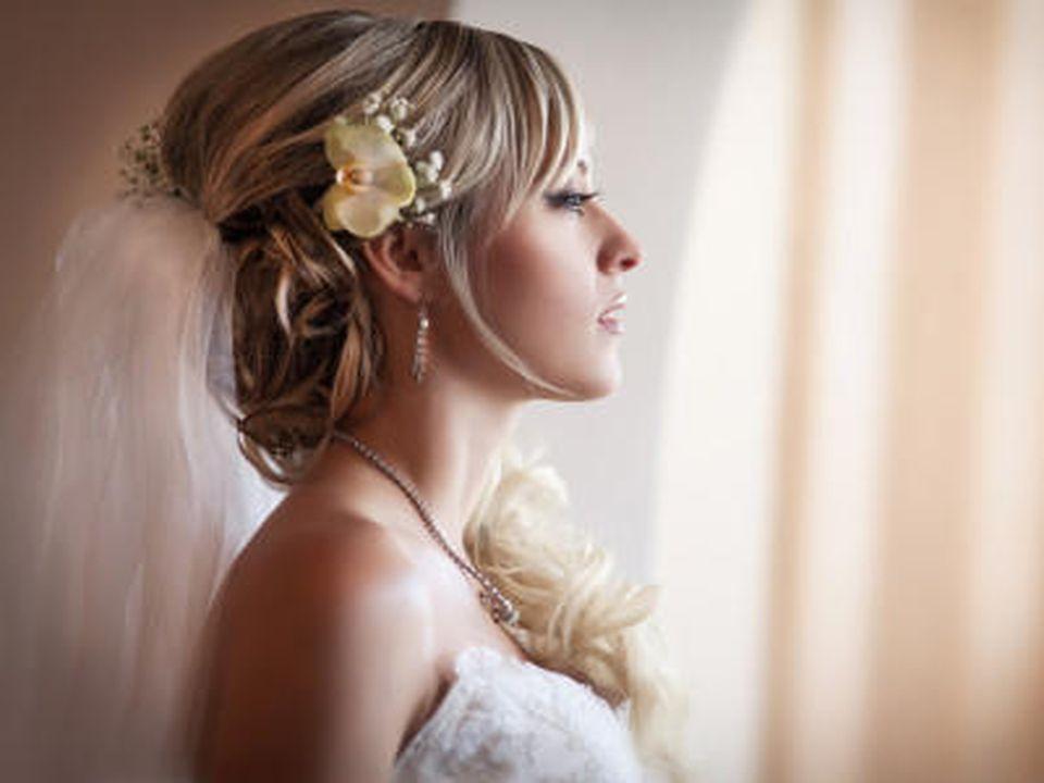 Brautfrisuren Mit Schleier Looks Für Die Perfekte Hochzeit