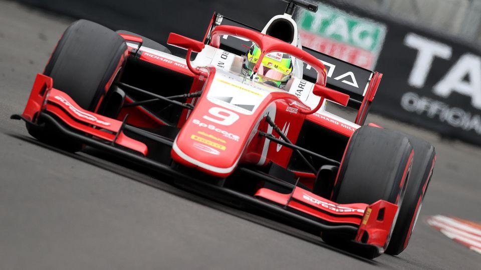 Formel 2: Grand Prix von Monaco - 2. Rennen