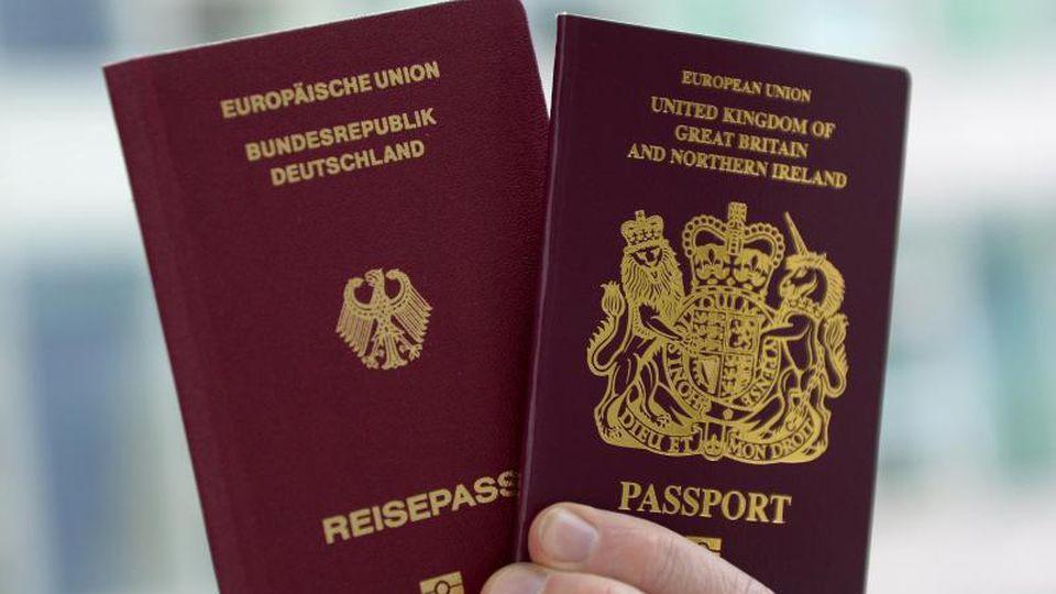 Zahlreiche Briten wollen EU-Bürger bleiben.