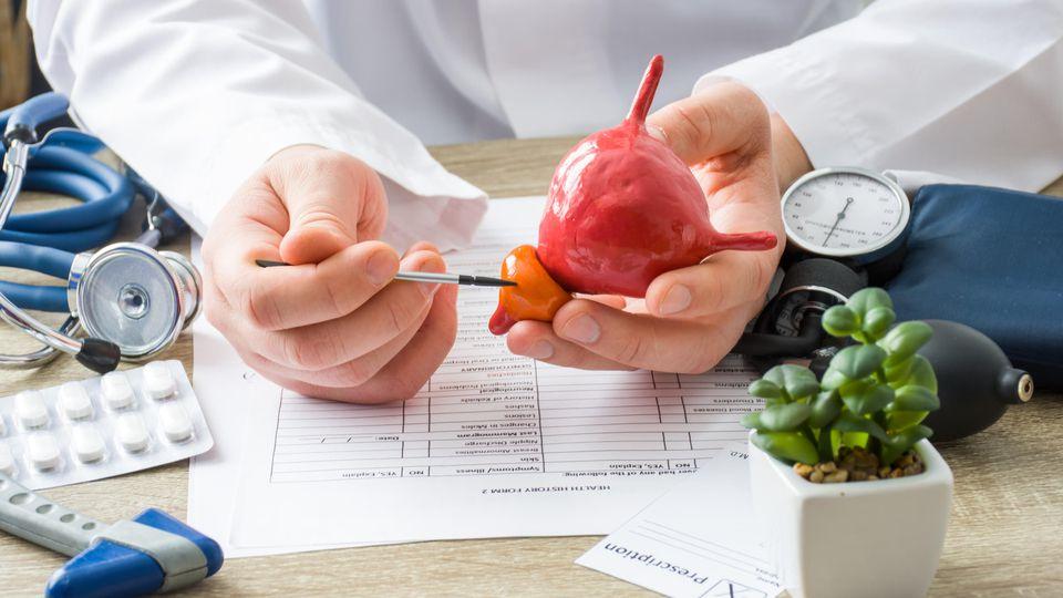 Einer Studie zufolge könnte ein Zusammenhang zwischen einer Infektion mit HP-Viren und Prostatakrebs bestehen (Symbolbild).
