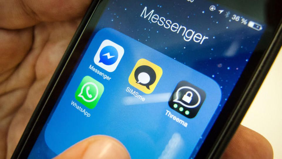 Mehr Scheidungen durch Whatsapp - Nachrichten als Beweismittel