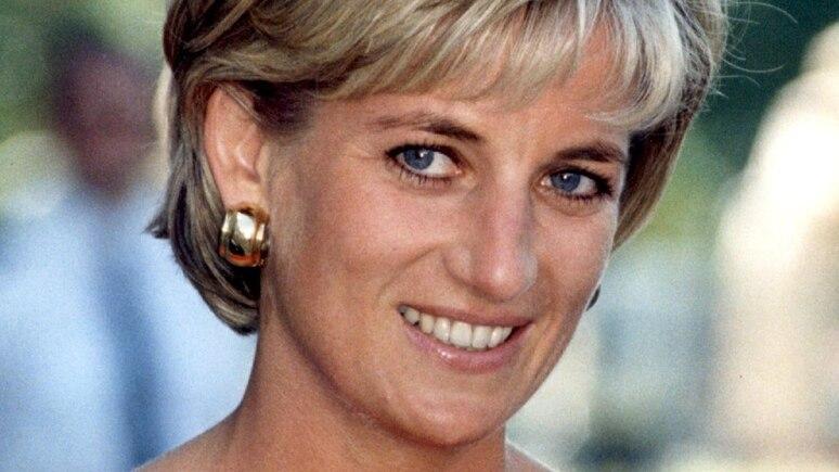 Prinzessin Diana bei einem Auftritt im Juli 1997 - einen Monat vor ihrem Tod