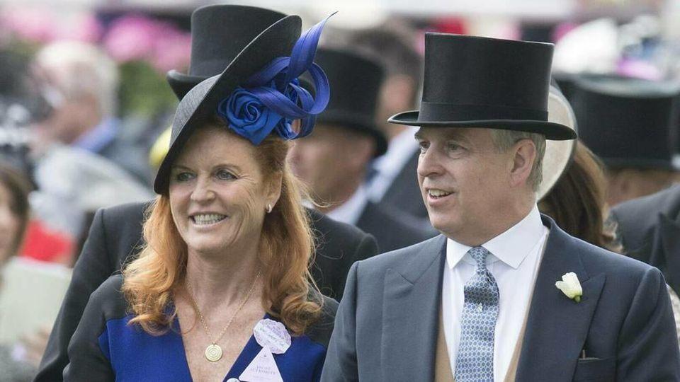 Trotz gutem Verhältnis zu ihrem Ex-Mann Prinz Andrew und der Queen wird Sarah Ferguson auf Prinz Philips Beerdigung fehlen