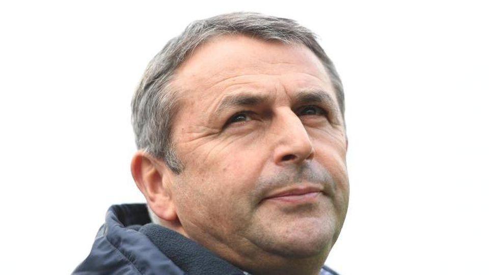 Klaus Allofs, neues Vorstandsmitglied bei Fortuna Düsseldorf. Foto: Arne Dedert/dpa/Archiv