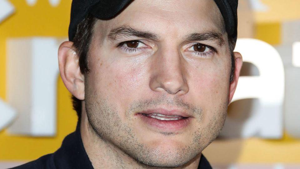 """Schauspieler Ashton Kutcher setzt sich für die """"Black Lives Matter""""-Bewegung ein."""