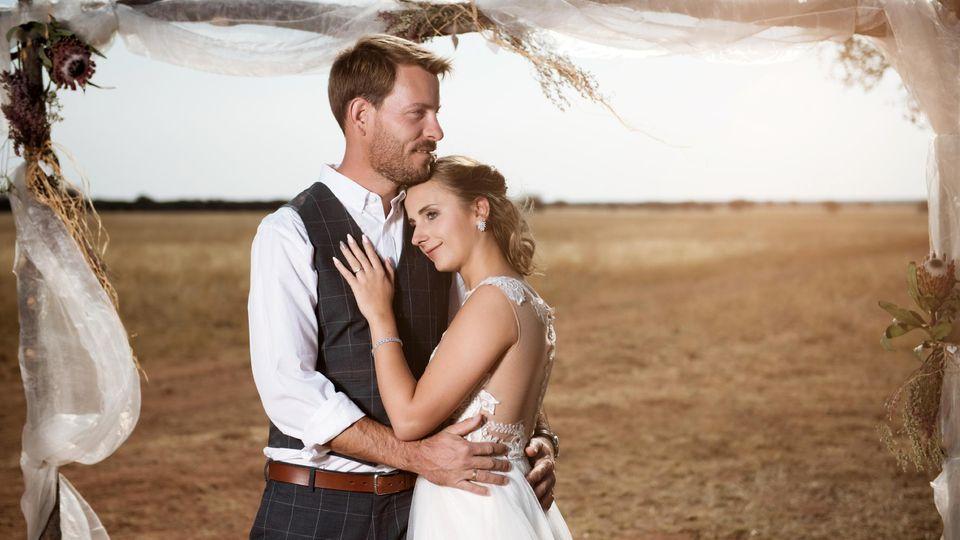 Gerald und Anna haben Ja gesagt!