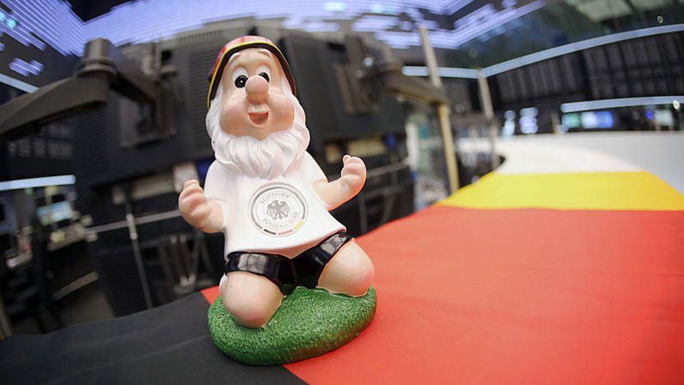Typisch deutsch? Die WM zu gewinnen, selbstverständlich!