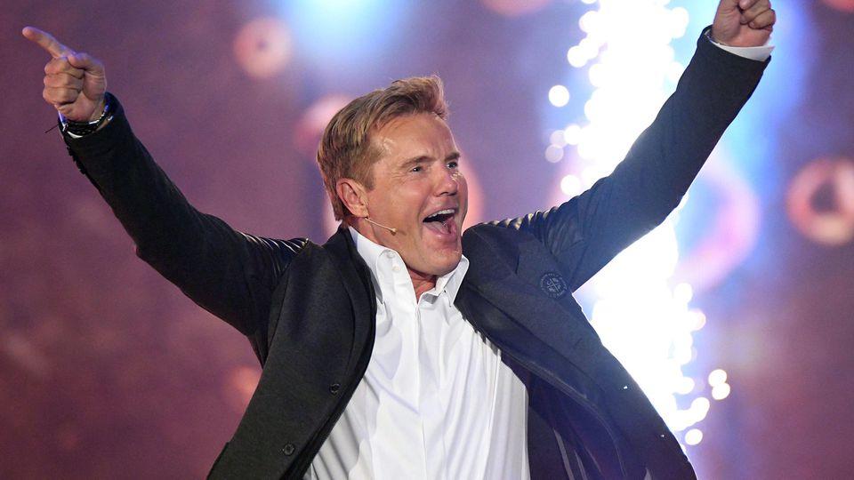 Pop-Titan Dieter Bohlen (65) freut sich über eine Million Follower bei Instagram.