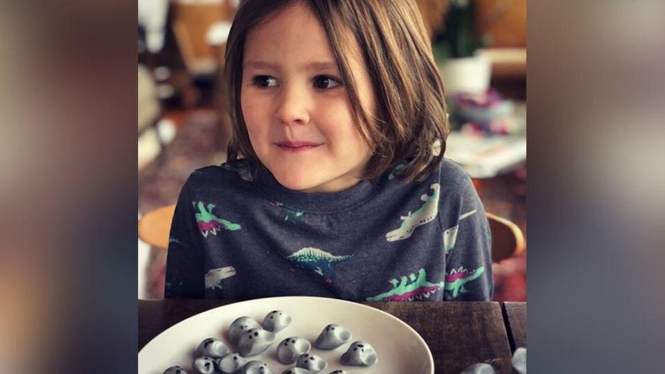 Der sechsjährige Owen hat über 250000 Dollar gesammelt.