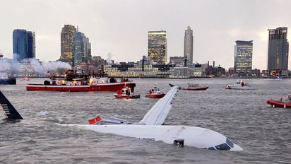 Der Held Vom Hudson Pilot Chesley B Sullenberger Rettete 155