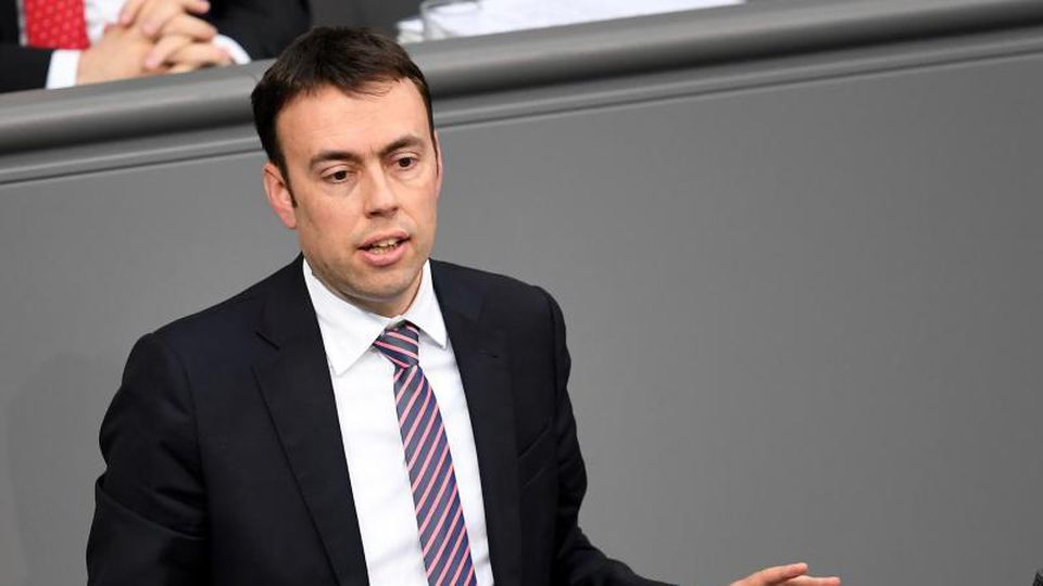Nils Schmid (SPD), außenpolitischer SPrecher der SPD-Bundestagsfaktion. Foto: Britta Pedersen/zb/dpa/Archivbild