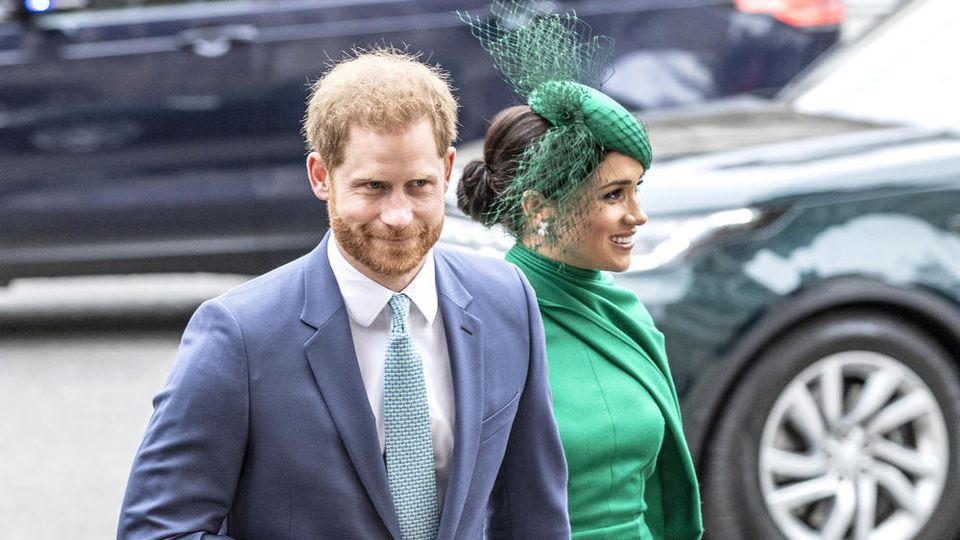 Over and out: Prinz Harry und Meghan sind keine Senior-Royals mehr