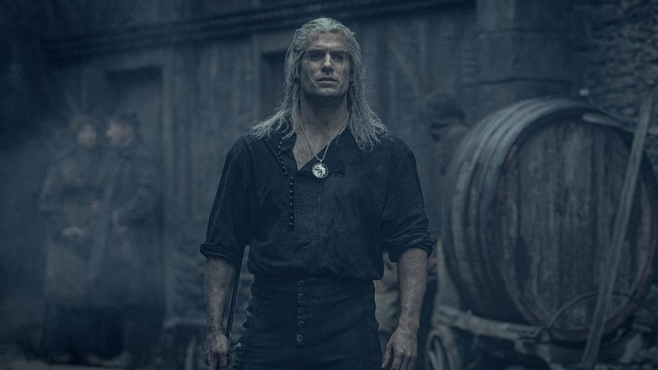 "Henry Cavill als ""The Witcher"""