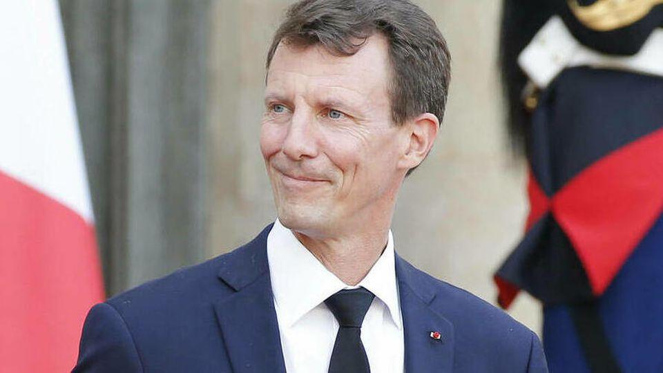 Prinz Joachim von Dänemark wurde nach seiner Not-OP aus dem Krankenhaus entlassen.