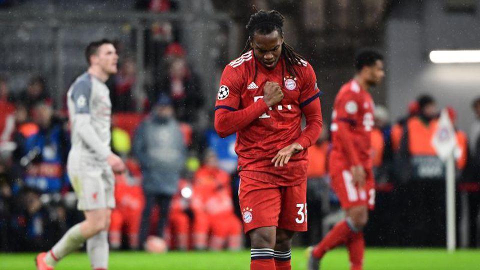 Beim FC Bayern nicht zufriden: Renato Sanches. Foto: Peter Kneffel