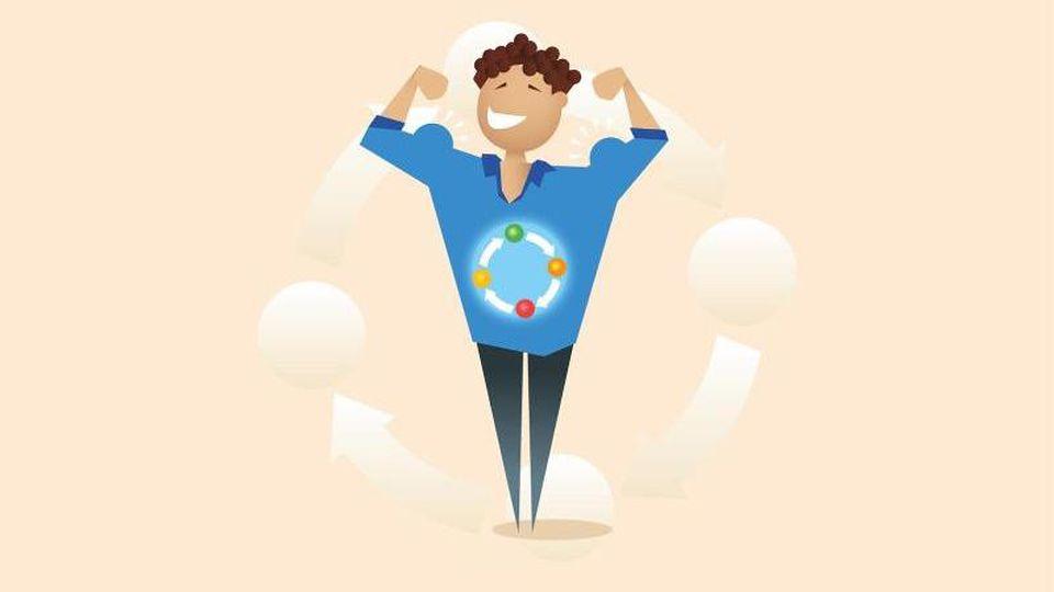 Läuft der Stoffwechsel rund, fühlt man sich fit und gut. Foto: dpa-infografik GmbH/dpa-Themendi/dpa