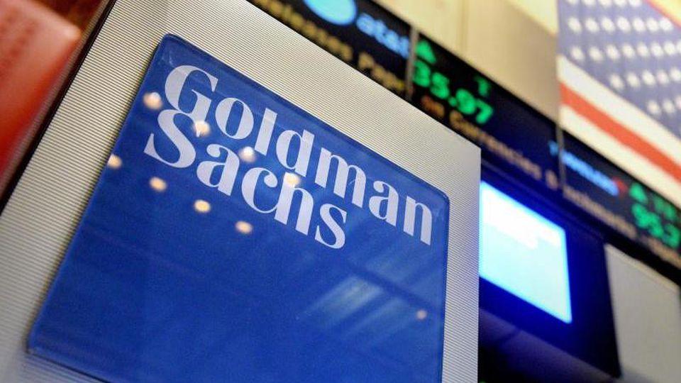 Die Goldman Sachs-Ergebnisse übertrafen die Erwartungen der Wall Street klar. Foto: Justin Lane/EPA/dpa