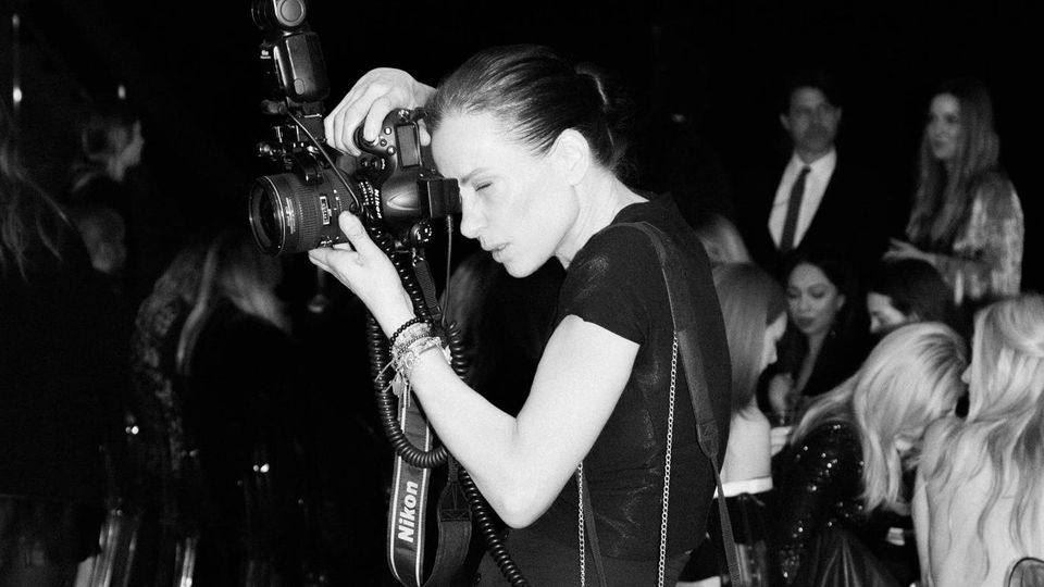 Promi-Fotografin Stefanie Keenan ist gebürtige Hamburgerin, war früher selber Model. Heute steht sie lieber hinter der Kamera.