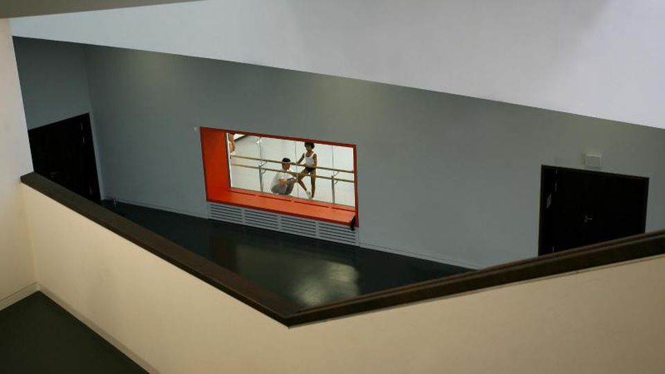 Staatlichen Ballettschule und Schule für Artistik in Berlin. Foto: picture alliance / dpa / Archiv