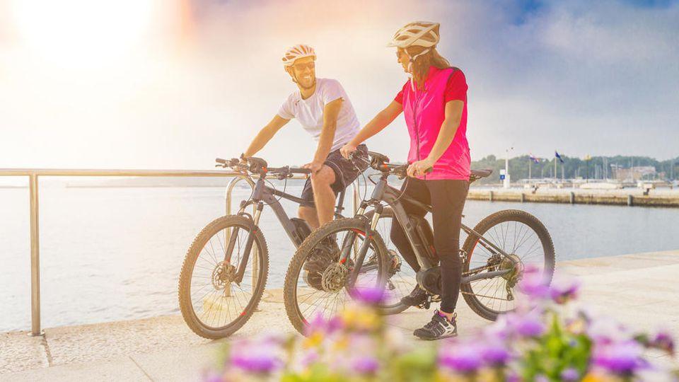 E-Bikes werden vor allem bei jungen Menschen immer beliebter