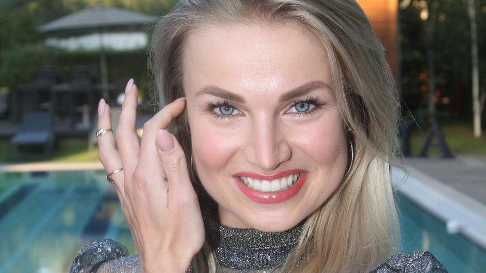 Katja Kalugina ist frisch verliebt und zeigt ihren neuen Freund auf Instagram.