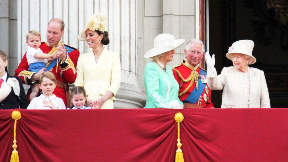 Wie steht es um die Zukunft der britischen Monarchie?