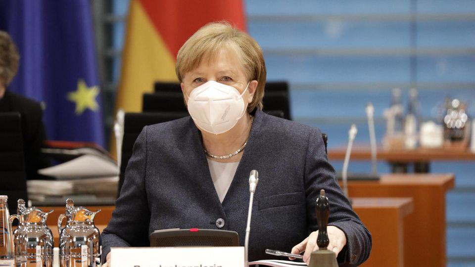 Bundeskanzlerin Angela Merkel spricht sich gegen eine Bevorzugung von Geimpften aus.