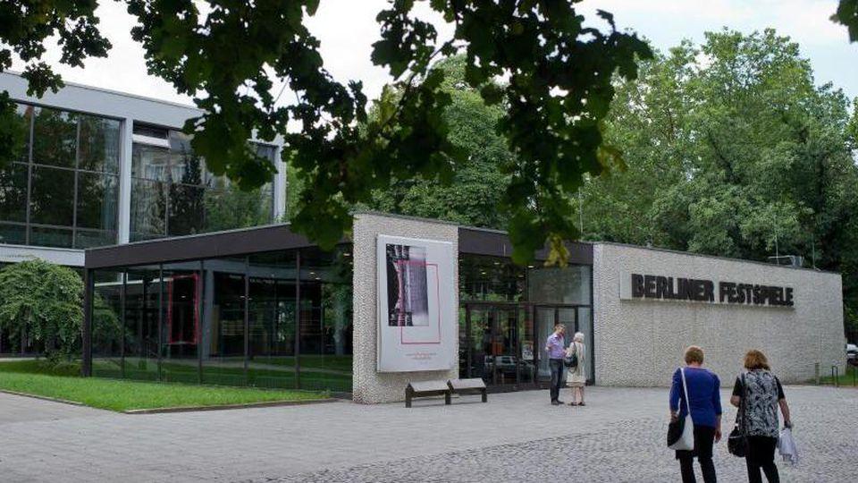 Das Haus der Berliner Festspiele in Berlin, wo das Theatertreffen stattfindet. Foto: Tim Brakemeier/dpa