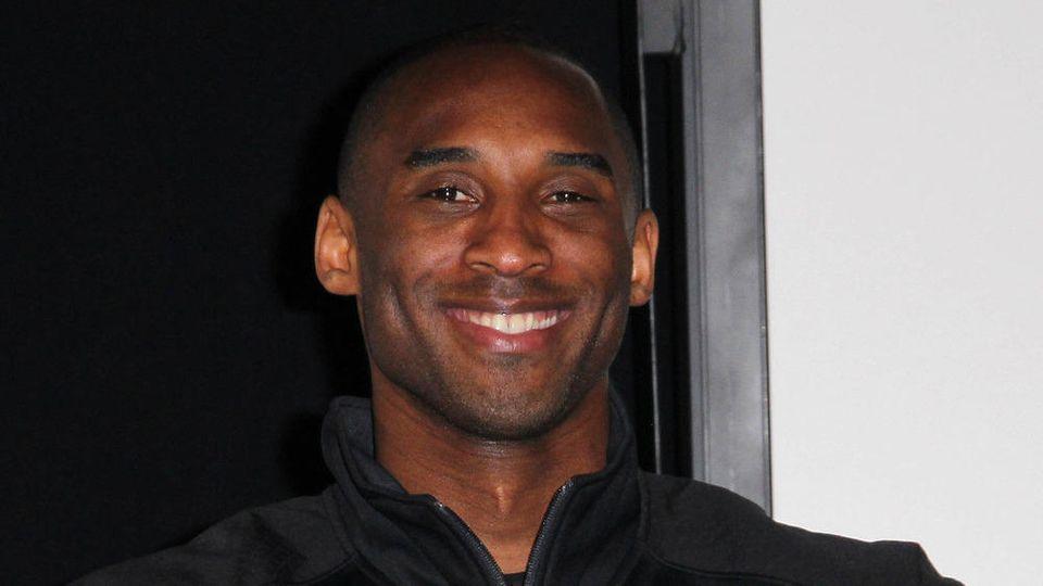 Kobe Bryant starb mit 41 Jahren bei einem Helikopterabsturz.