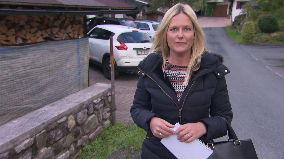 RTL-Reporterin Natascha Größ