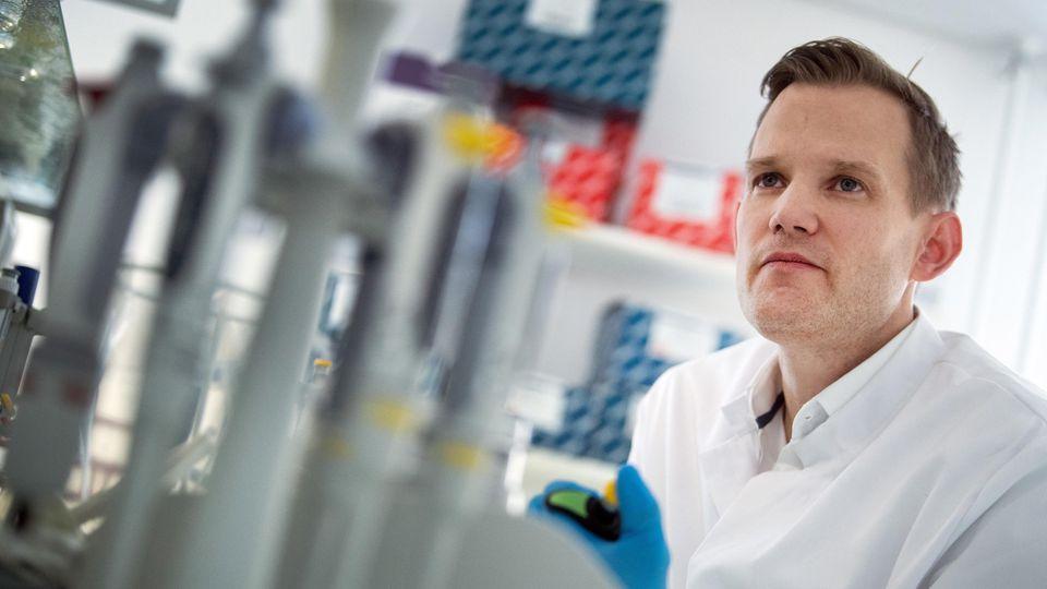 Bonner Virologe Hendrik Streeck