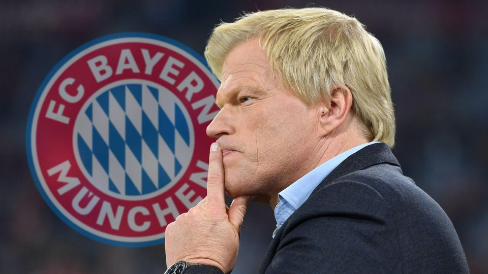 Oliver Kahn wurde schon des Öfteren mit dem FC Bayern München in Verbindung gebracht