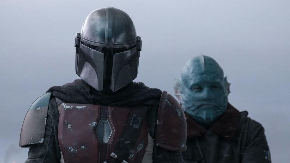 """Mit dem Streamingdienst Disney+ kommt das """"Star Wars""""-Spin-off """"The Mandalorian"""" im März nach Deutschland."""