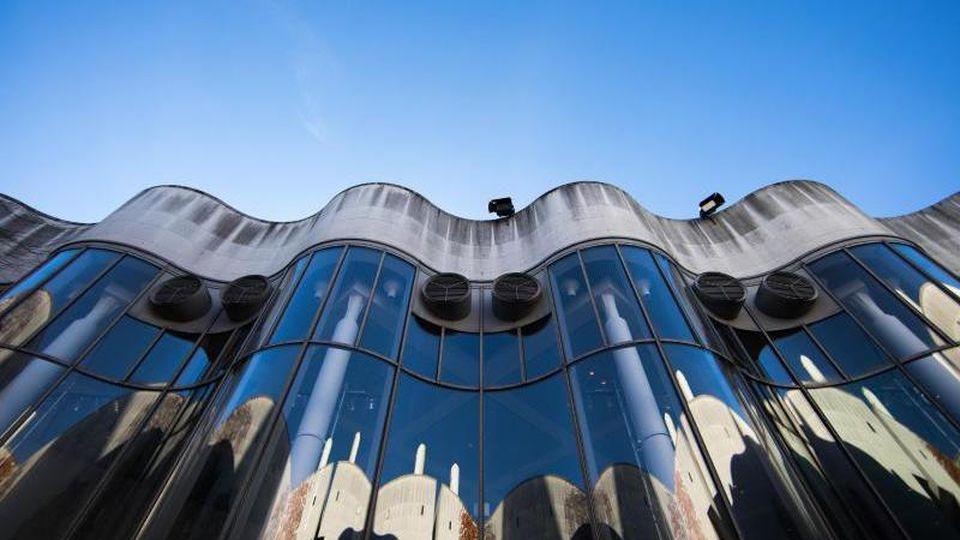Blick auf die Bundeskunsthalle. Foto: Rolf Vennenbernd/Archiv
