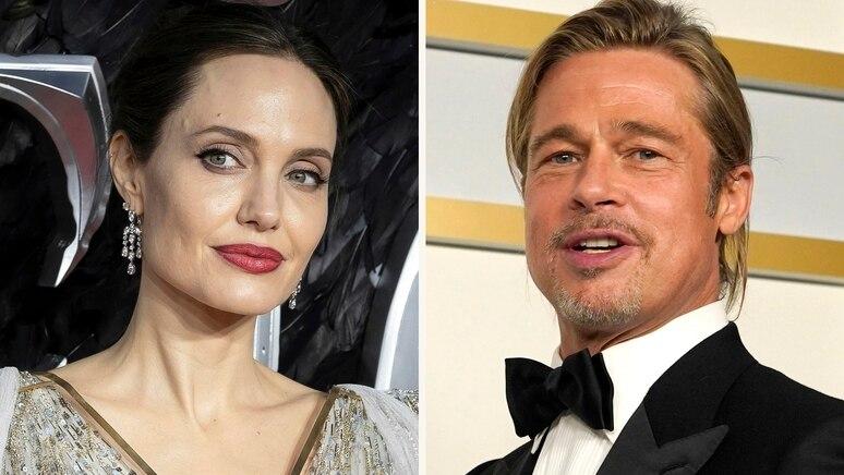 Angelina Jolie und Brad Pitt sind sich offenbar doch nicht so einig, wie es schien.