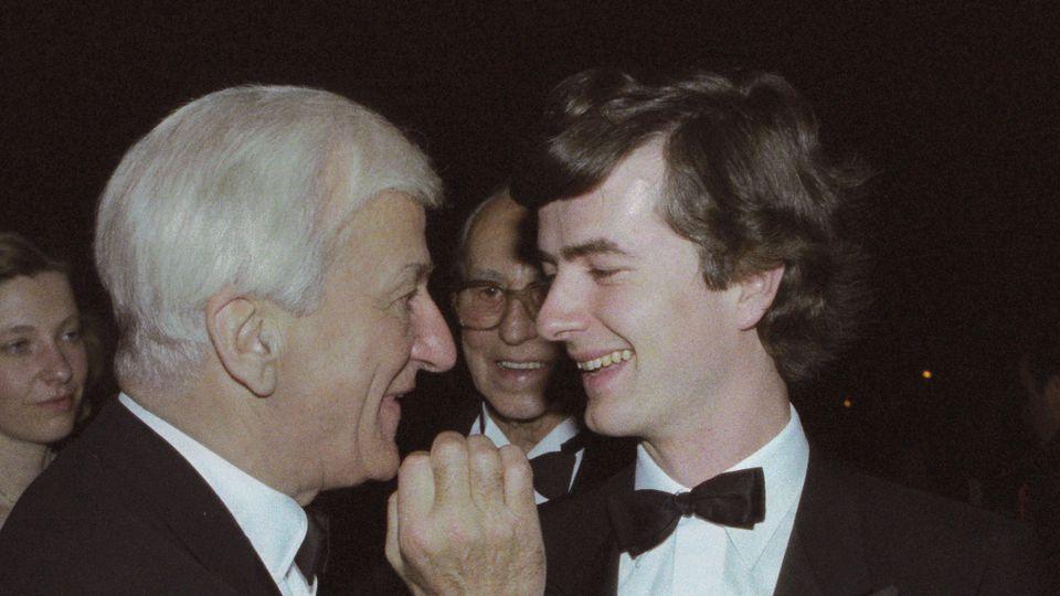 Fritz von Weizsäcker: Sohn des früheren Bundespräsidenten Richard von Weizsäcker erstochen