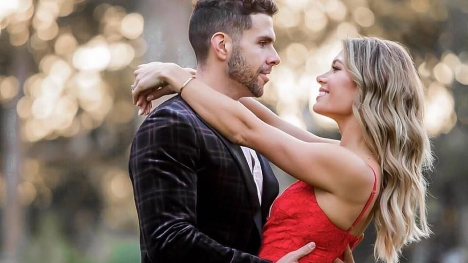 Krystal Nielson und Chris Randone haben geheiratet.