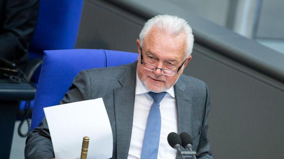 Wolfgang Kubicki (FDP), stellvertretender Bundestagspräsident. Foto: Bernd von Jutrczenka/dpa
