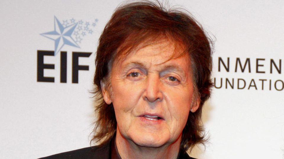 Paul McCartney fordert ein Umdenken
