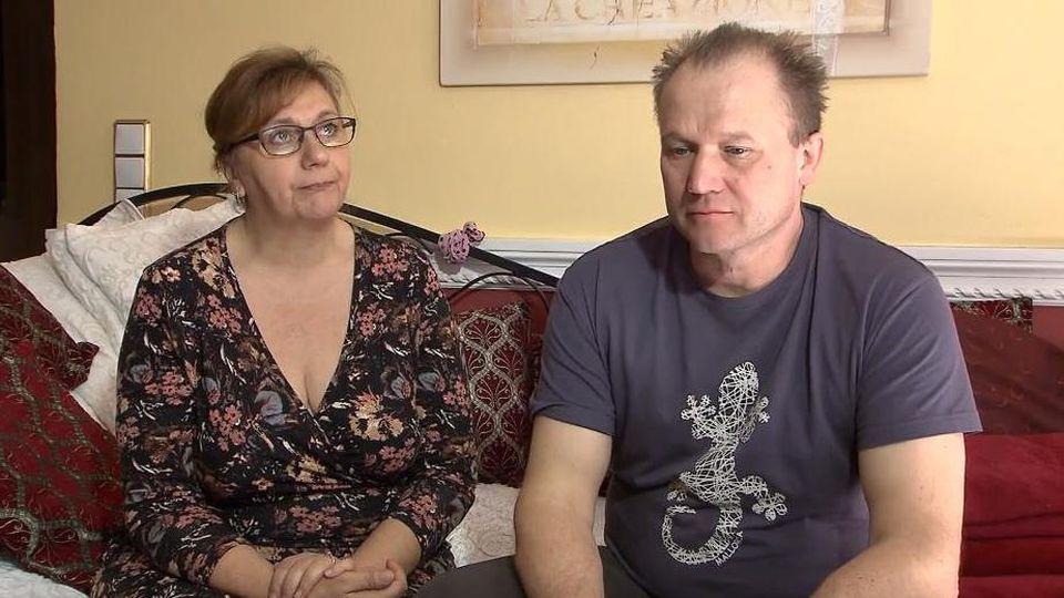 Rebeccas Eltern