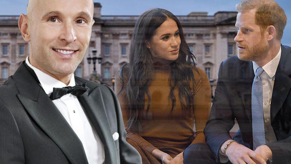 Michael Begasse über die Markenänderung von Prinz Harry und Herzogin Meghan