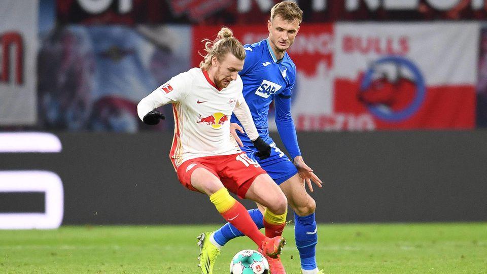 Punkteteilung im Freitagabendspiel: Leipzig und Hoffenheim trennten sich 0:0