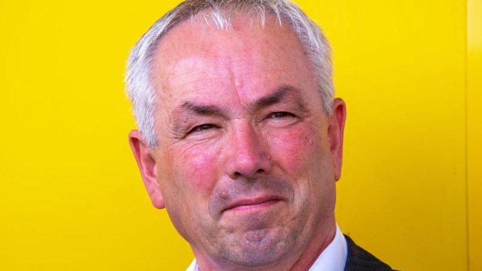 Thomas Beyer (SPD), Bürgermeister der Hansestadt Wismar. Foto: Jens Büttner/zb/dpa/Archivbild