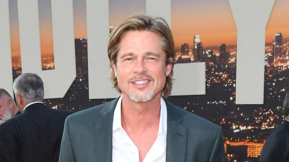 "Brad Pitt bei der Premiere von ""Once Upon a Time... in Hollywood"" in Los Angeles"