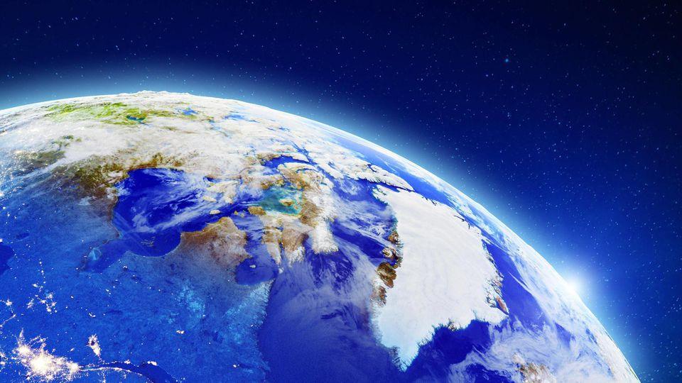 So schön und jetzt auch leise: In der Corona-Krise macht auch der Lärm auf der Erde Pause.